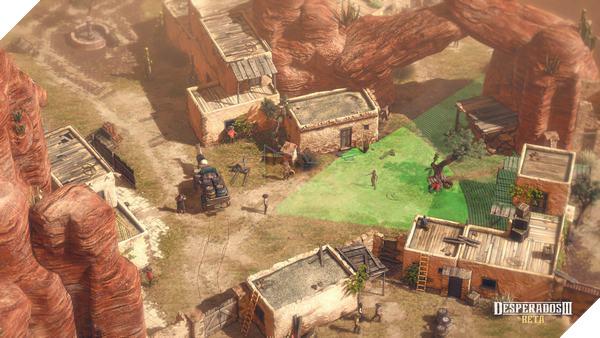 Desparados 3, hậu bản của tựa game cao bồi kinh điển một thời, sắp ra mắt game thủ