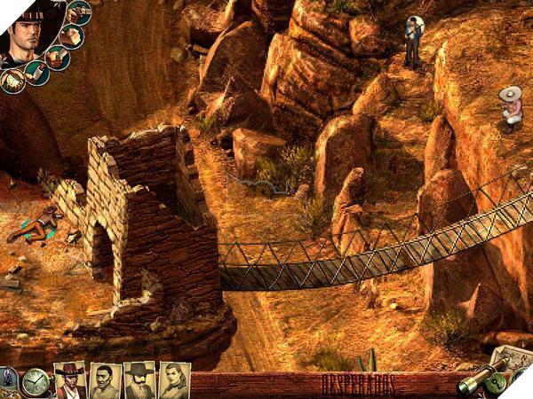 Desparados 3, hậu bản của tựa game cao bồi kinh điển một thời, sắp ra mắt game thủ 3