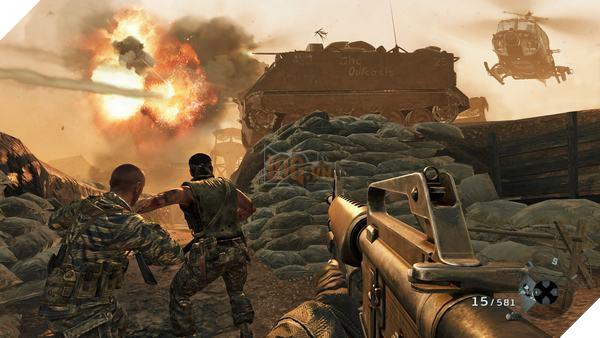 Call of Duty: Vietnam có thể sẽ là tiêu đề của phần game năm nay 2