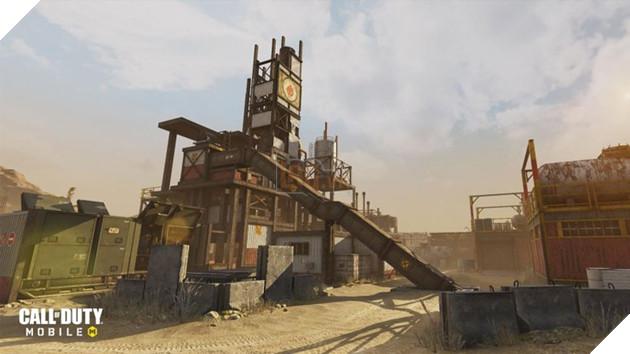 Call of Duty Mobile :Bản cập nhật tiếp theo sẽ được thêm bản đồ Rust cùng các chế độ chơi mới  2