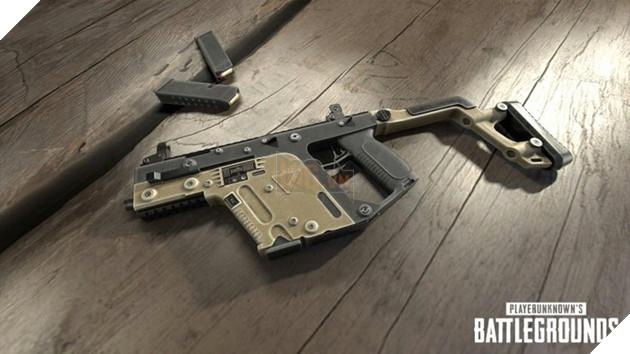 PUBG Mobile: So sánh hai khẩu súng tiểu liên Uzi vs Vector 2