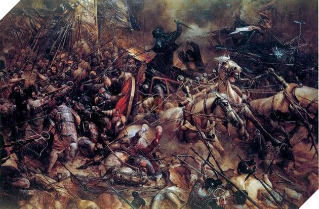 Trận đánh nào làm 700000 người chết trong lịch sử Trung Quốc