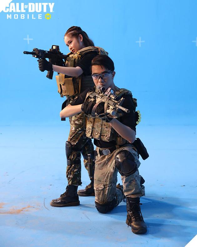 Top 1 Battle Royale với thành tích 18 kills Cris Phan thách thức các chiến binh Call of Duty: Mobile VN 3