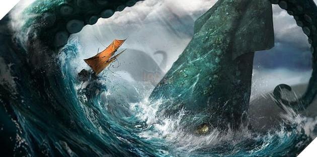 Assassin's Creed Valhalla: Những sinh vật thần thoại có thể mang vào game 3
