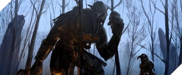 Assassin's Creed Valhalla: Những sinh vật thần thoại có thể mang vào game 5