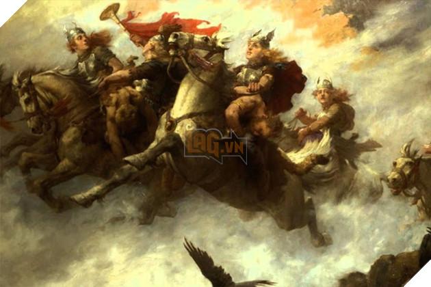 Assassin's Creed Valhalla: Những sinh vật thần thoại có thể mang vào game 6