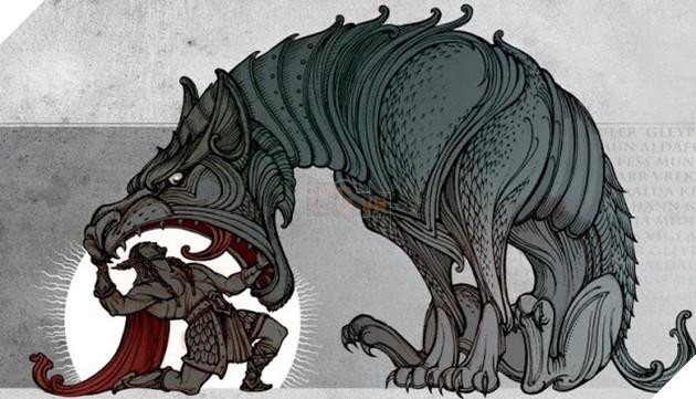 Assassin's Creed Valhalla: Những sinh vật thần thoại có thể mang vào game 8
