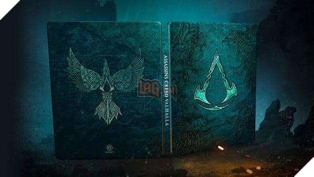 Những bí mật ẩn giấu trong Assassin's Creed Valhalla phiên bản Collector's Edition 10