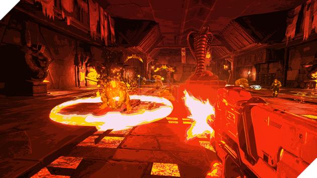 Bullets Per Minute: Khi Doom kết hợp với lối chơi nhịp điệu 3