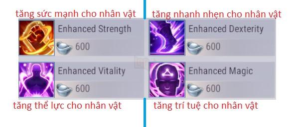 Skill Pet perfect World VNG