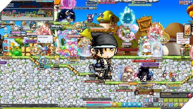 MapleStory server Global chính thức bỏ chặn IP Việt Nam, game thủ tự do chơi tùy ý