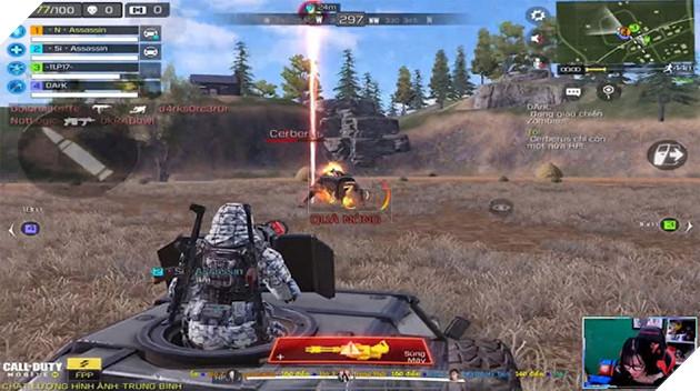 """Hãy xem cách Ngân Sát Thủ & Như Hexi """"phá đảo"""" Call of Duty: Mobile VN 5"""