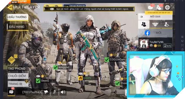 """Hãy xem cách Ngân Sát Thủ & Như Hexi """"phá đảo"""" Call of Duty: Mobile VN 7"""