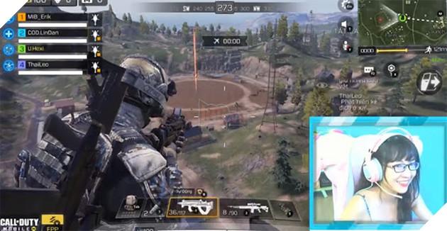 """Hãy xem cách Ngân Sát Thủ & Như Hexi """"phá đảo"""" Call of Duty: Mobile VN 11"""