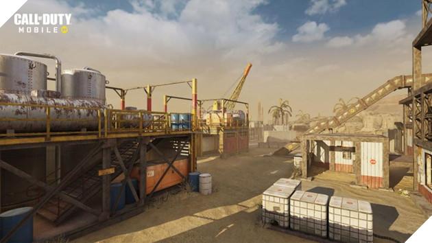 Call of Duty Mobile: Làm thế nào để làm chủ trên bản đồ Rust  2
