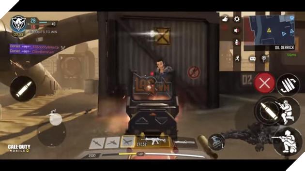 Call of Duty Mobile: Làm thế nào để làm chủ trên bản đồ Rust  6
