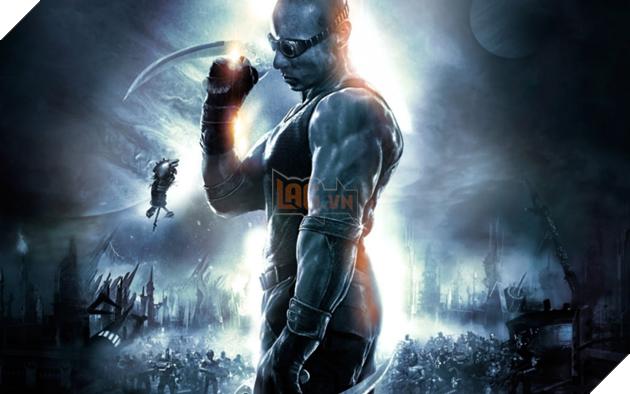 Riddick sẽ trở lại với phần 4 của Vin Diesel