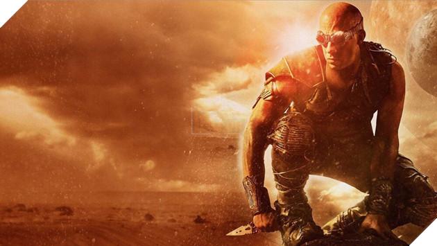 Riddick sẽ trở lại với phần 4 của Vin Diesel 2