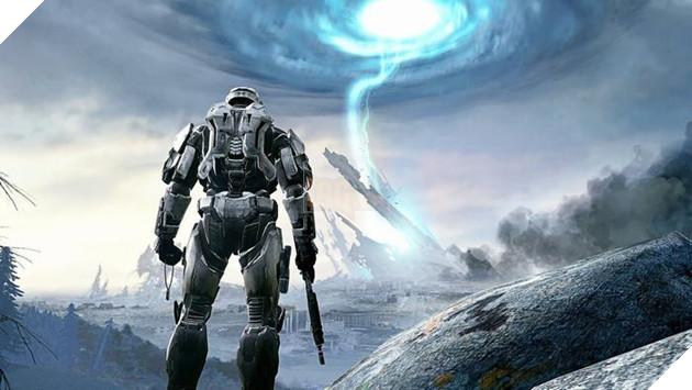 Nhà phát triển game Halo giải thích về nguồn gốc tạo hình Master Chief 3