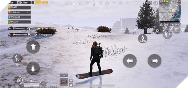 PUBG Mobile: Mẹo sử dụng các vật phẩm trong chế độ Cold Front Survival một cách phù hợp  6