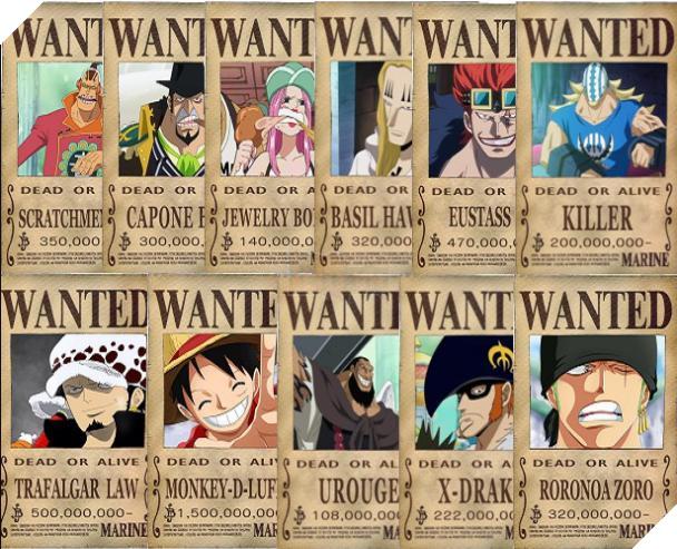 """One Piece: """"11 siêu tân binh"""" là ai? Nguồn gốc và sức mạnh của họ Phần 1"""