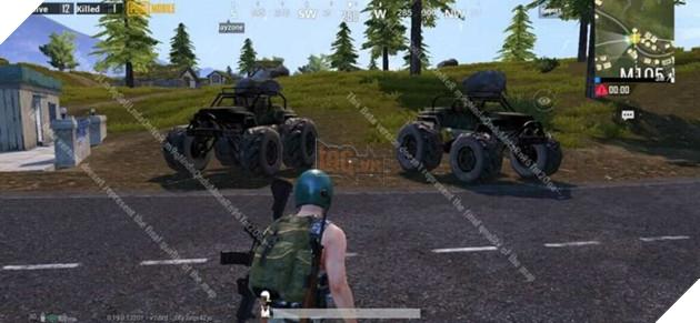 PUBG Mobile: Bản cập nhật 0.19 sẽ đem đến phương tiện mới Monster Truck 2