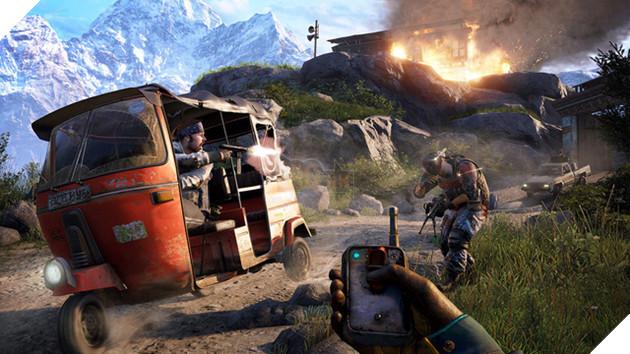 Game thủ có thể chơi miễn phí Far Cry 5 vào cuối tuần này  2