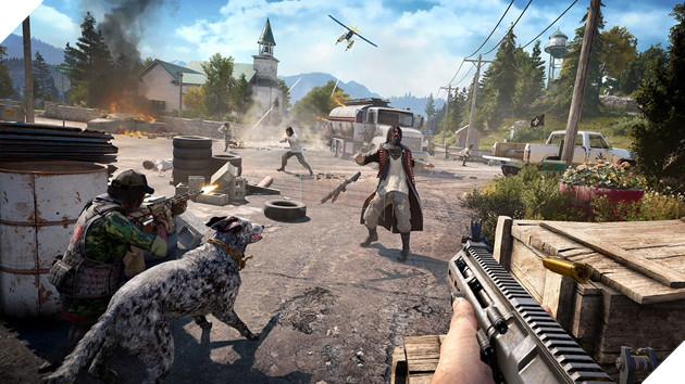 Game thủ có thể chơi miễn phí Far Cry 5 vào cuối tuần này  3