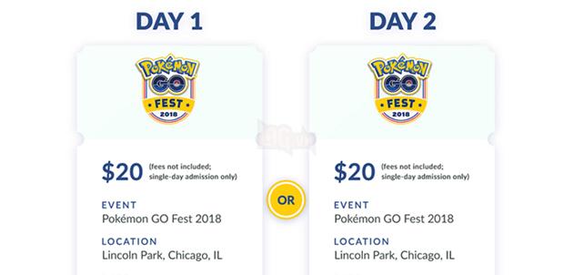 Pokemon GO: Chi tiết về thời gian diễn ra sự kiện lễ hội năm 2020 3