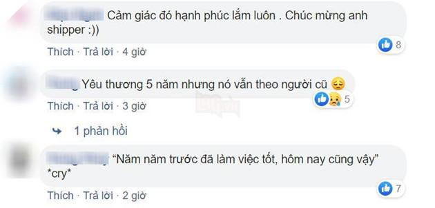 Những bình luận từ CĐM. (Ảnh: FB Weibo Việt Nam)