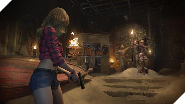 Capcom chính thức khép lại câu chuyện của Resident Evil 3 2