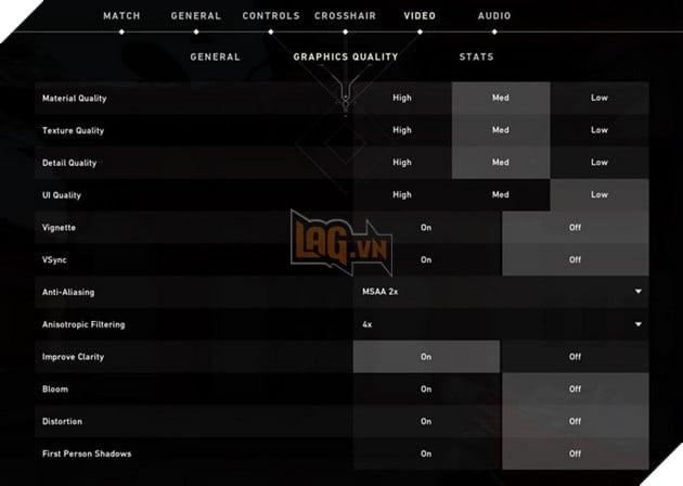 Valorant: Hướng dẫn tất cả Tùy Chỉnh tăng FPS, Chuột, Tâm Súng và Minimap tốt nhất cho tân thủ 7