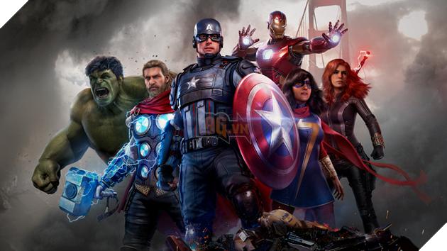 Lộ diện gameplay của tựa game Avengers FPS đã bị THQ Nordic khai tử 2
