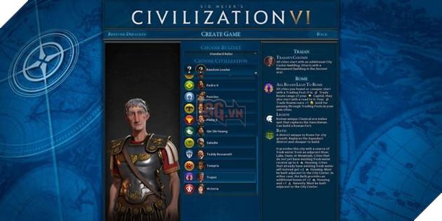 Civilization 6: Leader thích hợp nhất cho những người mới chơi 2