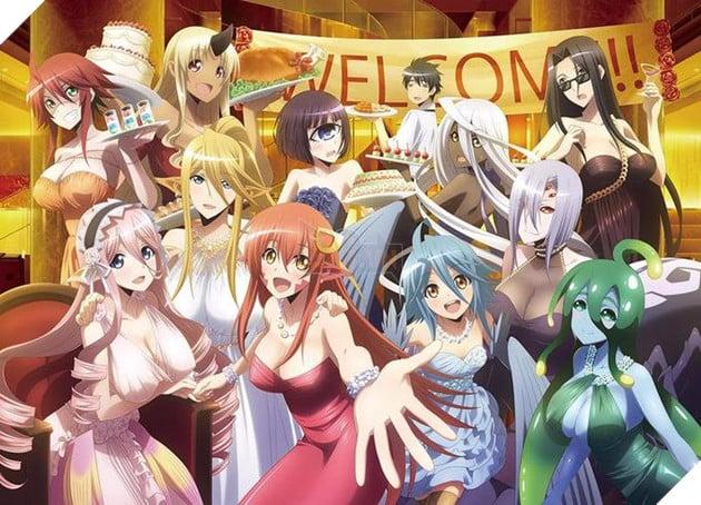 Như thế nào là ecchi? Top 5 anime ecchi cực hay xem xong chỉ muốn mlem mlem 5