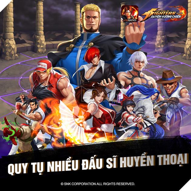KOF AllStar VNG Quyền Vương Chiến: Chơi arcade theo phong cách thế kỷ 21 4