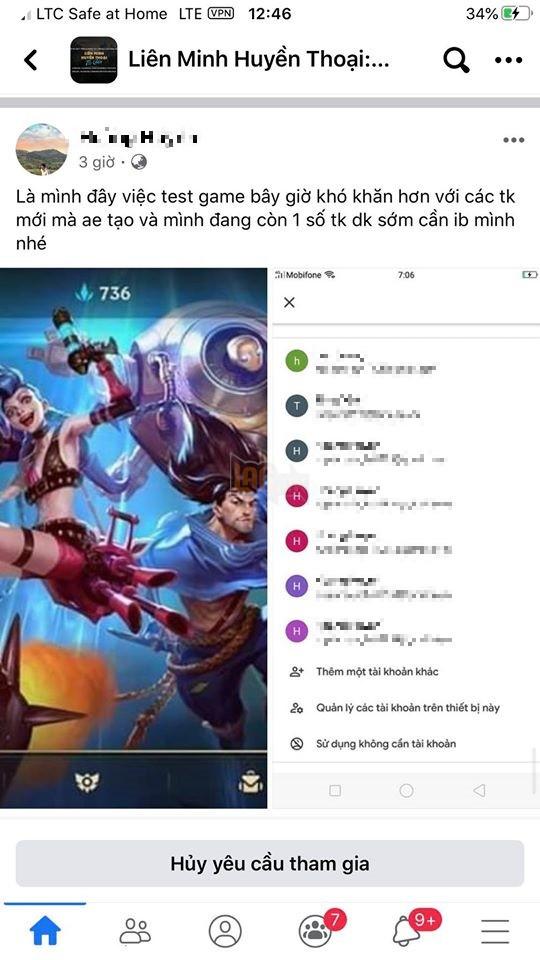 Cảnh báo! Nhiều game thủ Việt gặp hạn, tiền mất tật mang vì quá đam mê LMHT: Tốc Chiến - Ảnh 3.