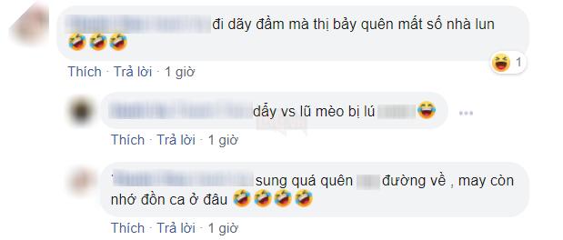Một số bình luận của cư dân mạng. (Ảnh chụp màn hình Facebook)