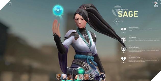 Valorant: Riot Games hé lộ Agent thứ 12 với khả năng hồi máu đỉnh hơn cả Sage 3