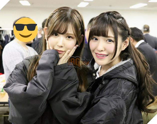 Arina Hashimoto & Akari Tsumugi, cặp bạn thân xinh đẹp nhất làng phim 18+ Nhật Bản - Ảnh 7.
