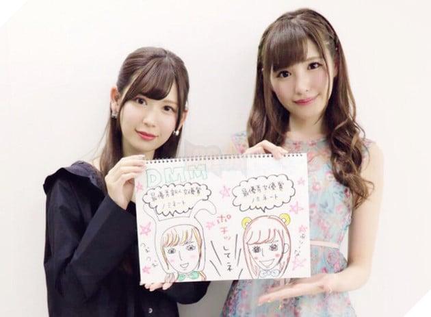 Arina Hashimoto & Akari Tsumugi, cặp bạn thân xinh đẹp nhất làng phim 18+ Nhật Bản - Ảnh 6.