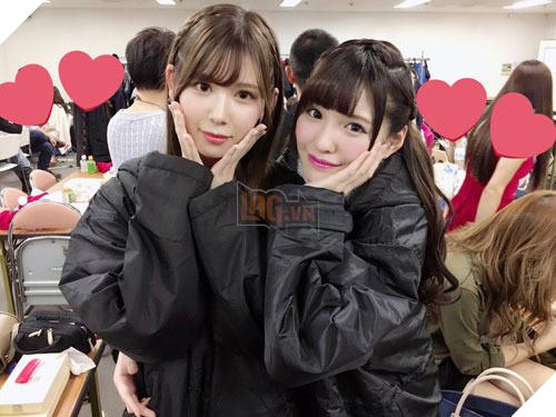 Arina Hashimoto & Akari Tsumugi, cặp bạn thân xinh đẹp nhất làng phim 18+ Nhật Bản - Ảnh 5.
