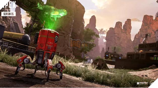 Apex Legends sẽ cập bến trên Steam và Nintendo Switch