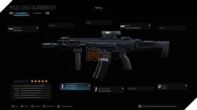 Call of Duty Warzone: 6 loại vũ khí mạnh mẽ nhưng bị khá nhiều người chơi đáng giá thấp  2