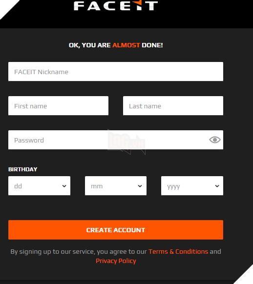 Hướng dẫn: Cách đăng ký và chơi chơi CS:GO trên hệ thống FaceIT 2