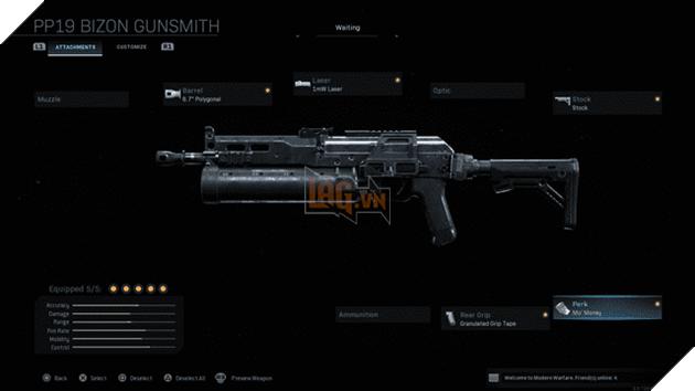 Call of Duty Warzone: 6 loại vũ khí mạnh mẽ nhưng bị khá nhiều người chơi đáng giá thấp  3