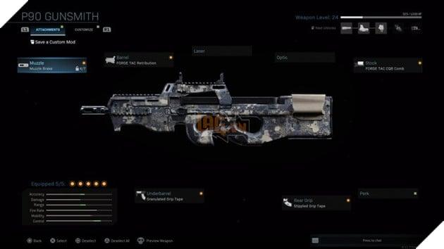 Call of Duty Warzone: 6 loại vũ khí mạnh mẽ nhưng bị khá nhiều người chơi đáng giá thấp  4