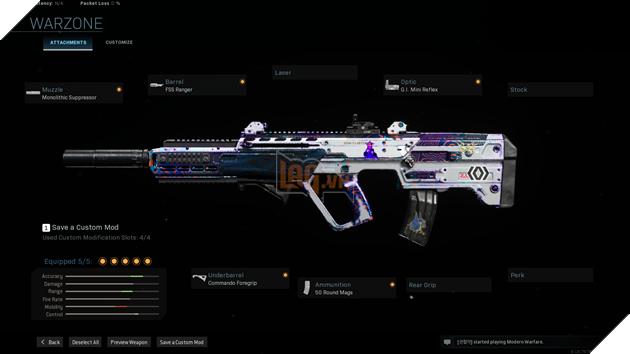 Call of Duty Warzone: 6 loại vũ khí mạnh mẽ nhưng bị khá nhiều người chơi đáng giá thấp  6