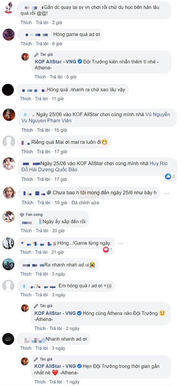 Cộng đồng KOF AllStar VNG - Quyền Vương Chiến gấp rút rủ nhau đăng ký sớm 2