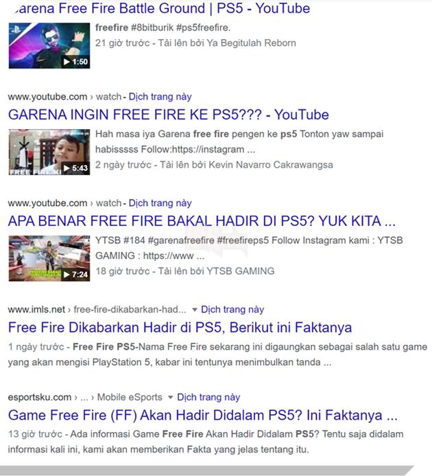 Thực hư chuyện Free Fire được cho là sẽ đặt chân lên thế hệ Console mạnh nhất hành tinh PS5? - Ảnh 3.